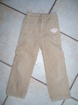 girls lined corduroy pants size 6 in Stuttgart, GE