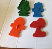 Peanuts Cookie Cutters in Wilmington, North Carolina