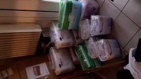 Adult diapers different sizes in Ramstein, Germany