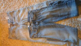 6 pair Abercrombie Fitch Skinny Jeans in Fort Bliss, Texas