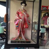 Japanese Figurine in Schofield Barracks, Hawaii