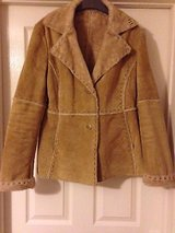 GUESS fitted Suede jacket/coat size M (12-14UK) Great condition in Lakenheath, UK