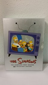 The Simpsons Season One DVD in Fort Carson, Colorado