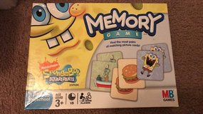Spongebob Memory Game in Columbus, Georgia