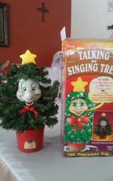 Talking and Singing Tree in Conroe, Texas