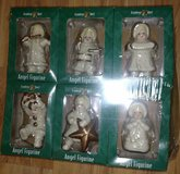 6 Angel Ornaments in Warner Robins, Georgia