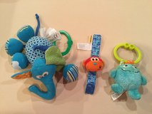 Baby pull toys and rattle in Naperville, Illinois