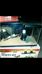 dessert kit reptile on box in Oceanside, California