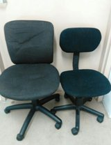 selling both chairs in Oceanside, California