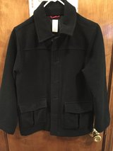 Boys large Gymboree wool pea coat in Camp Lejeune, North Carolina