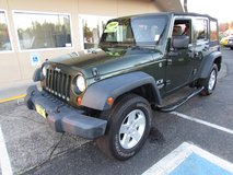 Jeep Wrangler X New Top in Fort Lewis, Washington