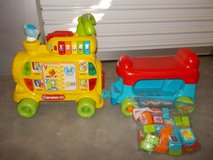 PERFECT Toys for TODDLER - Alphabet Train in Vista, California