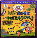 CRANIUM BIG BOOK OF OUTRAGEOUS FUN in Glendale Heights, Illinois