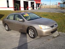 2003 Honda Accord in Camp Lejeune, North Carolina