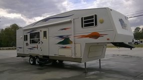 2005 holiday rambler 29ft 5th wheel in Perry, Georgia