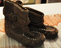MOCCASIN SHOES (CIRCO) SIZE 7 (INFANTS) in Beaufort, South Carolina