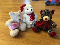 Teddy Bears like new in Camp Lejeune, North Carolina
