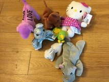 Little stuff animals in Camp Lejeune, North Carolina
