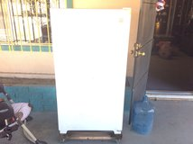 Upright freezer Kenmore 12 , 4 cubic ft works  Great in 29 Palms, California