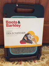 Boots&barkley carpet den scratcher new in Joliet, Illinois