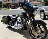 2010 Street Glide in Camp Pendleton, California