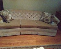 beige couch in Joliet, Illinois