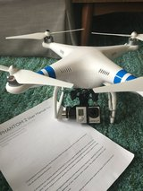 Phantom 2 Drone with Backpack and GoPro 3+ (REDUCED) in Okinawa, Japan