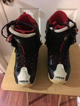 Forum Mens Snowboard Boots Size 11 in Fort Knox, Kentucky