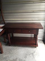 Side board with drawers in Beaufort, South Carolina
