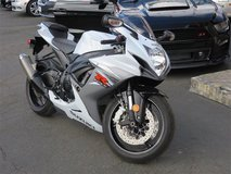 2015 Suzuki GSXR 600 in Oceanside, California