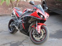 2013 Yamaha R1 Custom in Vista, California