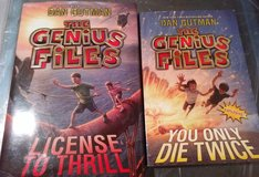 The Genius Files - children's books in Baytown, Texas