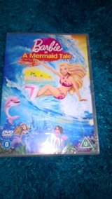 barbie in mermaid tale new sealed uk dvd in Lakenheath, UK