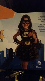 Batgirl child costume in The Woodlands, Texas