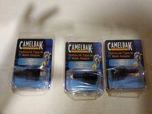 Hydro link type in CamelBak adapters for gas mask in Okinawa, Japan