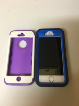 iPhone 5/5s protector cover (purple) in Okinawa, Japan