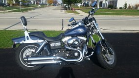 2008 Harley Davidson Dyna Fat Bob FXDF in Naperville, Illinois