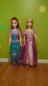 DISNEY LIFE SIZED DOLLS in Todd County, Kentucky