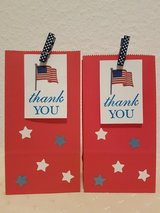 8 Thank You  Paper Bags And Tags Handmade in Ramstein, Germany