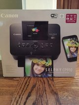 Canon Selphy Compact Photo Printer Wireless in Glendale Heights, Illinois