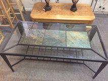 Glass & Metal coffee & end table set in Fort Knox, Kentucky