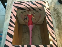 Hand Painted Martini Glass (Bunco Babe) in Kingwood, Texas
