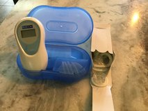 Reli-On Ear Thermometer with case and covers in Kingwood, Texas