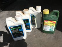 Dursban commercial and malathion insect spray in Alamogordo, New Mexico