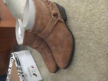 Size 6 1/2 booties in Montgomery, Alabama