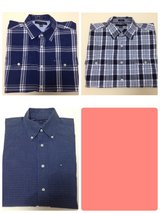 Tommy Hilfiger Mens Button Front Shirts Sz Large in Okinawa, Japan