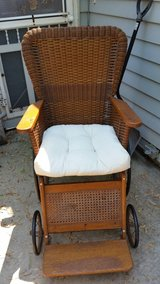 Antique Wheelchair in Naperville, Illinois