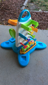 Fisher price baby block toy in Colorado Springs, Colorado