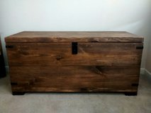 Solid wood hope chest / storage chest in Kingwood, Texas