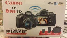 Brand new Canon Rebel T6 and much more in Schaumburg, Illinois